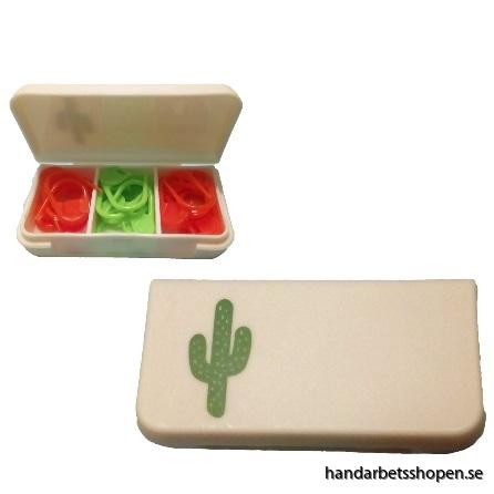 Stickmarkör Kaktus 2