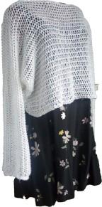 Hålstickad Tröja i Bomull - Hålstickad tröja i bomull
