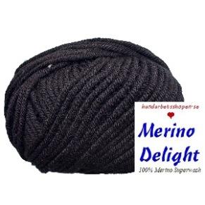 Merino Delight - Merino Delight Svart