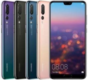Huawei P20 Pro (begagnad) B+ Kvalite -