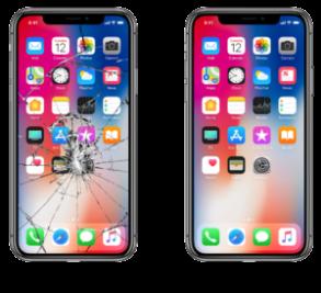 Iphone 8 skärmbyte (orginal)
