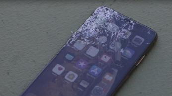 Iphone XS skärmbyte