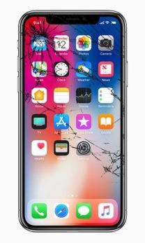 Iphone X skärmbyte (orginal)