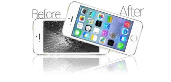 Iphone 6+ skärmbyte (orginal)