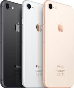 Iphone 8 (Begagnad)