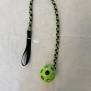 Gröna bollar, olika utföranden - Grön boll lång med handtag