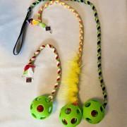 Gröna bollar, olika utföranden