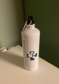 Vattenflaska 1l - Vattenflaska