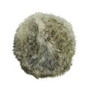 Rabbit Fur Ball 4,3 cm