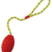 Pritax Rubber Football with Rope