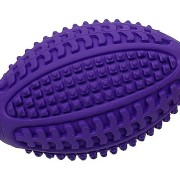 Pritax Rubber Rugby with Squeaker