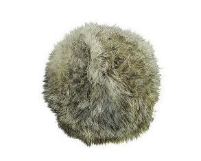 Rabbit Fur Ball 4,3 cm - Rabbit Fur Ball 4,3 cm