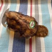 Pritax Plush Beaver with Voice