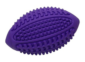 Pritax Rubber Rugby with Squeaker - Pritax Rubber Rugby with Squeaker