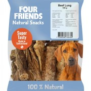 Natural Snacks Beef Lung 100g