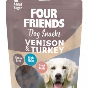 Dog Snacks Venison & Turkey