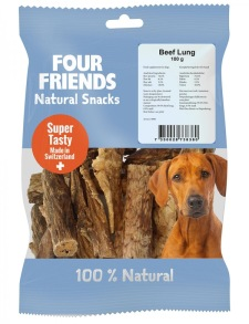Natural Snacks Beef Lung 100g - Natural Snacks Beef Lung 100g