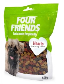 FourFriends Hearts - FourFriends Hearts