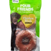 Chicken Steak Donut 2-pack