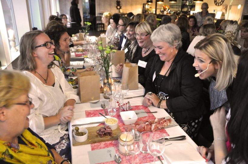 Kvinnor i nätverk Laholm