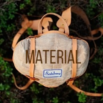 Hampa, läder och bivax - Bestedreng ryggsäckar