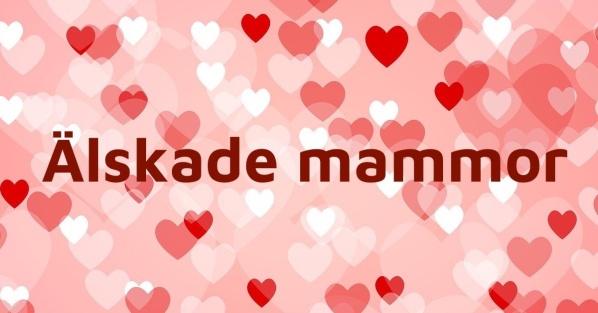 Blogginlägg från GreatBeing: Älskade mammor