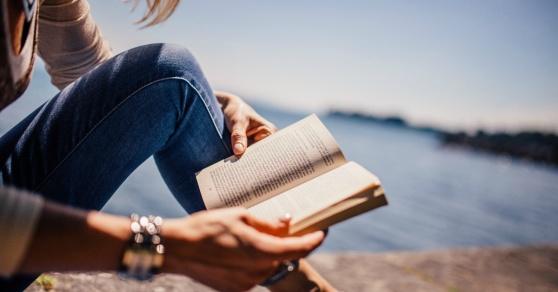 Blogginlägg från GreatBeing: Läs en bok och må bra