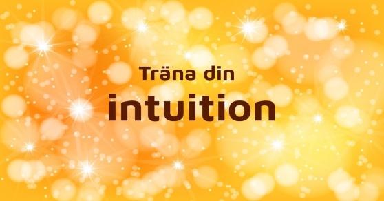 Blogginlägg från GreatBeing: Träna upp din intuition