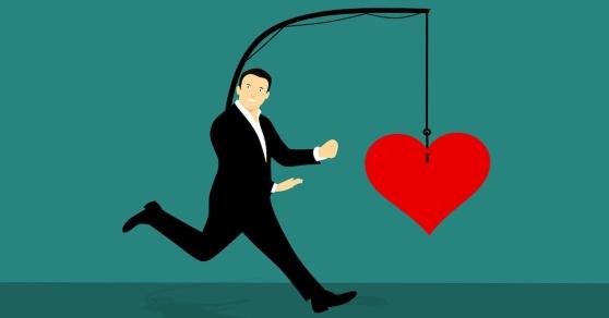 Blogginlägg från GreatBeing: Sluta jaga kärleken och börja attrahera den