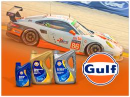 RB produkter är återförsäljare av Gulf