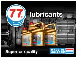 RB produkter är återförsäljare av 77 lubricants