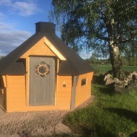 Grillkåtan- plats för samtal