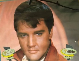 Elvis - show - 15 augusti