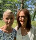 Ann-Charlotte och Ylva hjälper dig  förgylla din tillvaro med skön träning, avkoppling, återhämtning & ny energi.