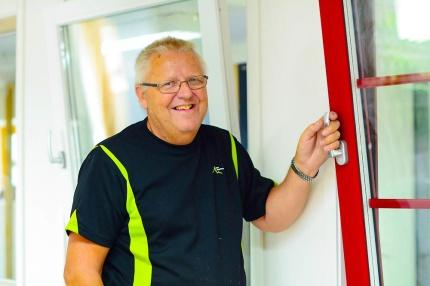 Lennart Nilsson, Fönstergården