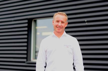 Ola Andersson, ägare på Motorcenter i Skurup