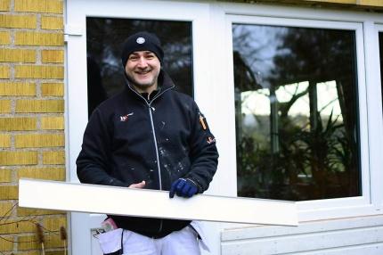 Dimitris Xenidis, Dxgrupp Fönster och Dörrar