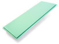 Grön fasadkasett