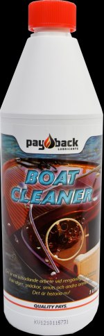 Payback boatcleaner