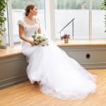 Bröllopsfotograf Fröken Foto Malin Richardsson miibellephoto