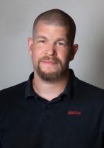 Mattias Hedman, Vice VD och servicetekniker