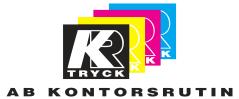 AB Kontorsrutin - Logotype