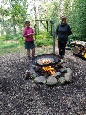 Guidad familjevänlig hiking i Halland – Upplev den Halländska naturen till fots på Mat-hike med Recreation.nu i Halmstad.