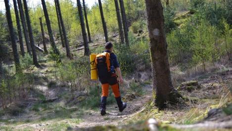Följ med Recreation.nu på guidad vandring och hiker i Halland