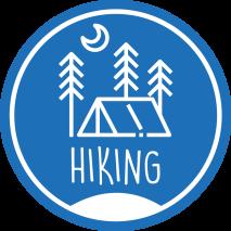 Utmaningshike 3 dagar i Halland. Upplev den vackra Halländska naturen på guidad hike med övernattning & matlagning över öppen eld. Boka hike med Recreation.nu Halmstad