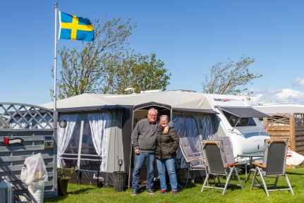 Camping Varberg –  Rädlix Campingär en liten, mysig och naturskön Camping med Ställplats längsmed kusten söder om Varberg