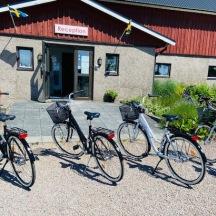 Uthyrning av cyklar