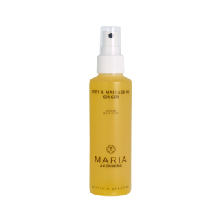 Body & Massage Oil Ginger - 125 ml