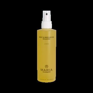 Body & Massage Oil Relaxing - 250 ml