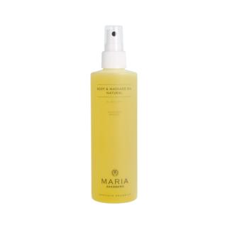 Body & Massage Oil Natural - 250 ml